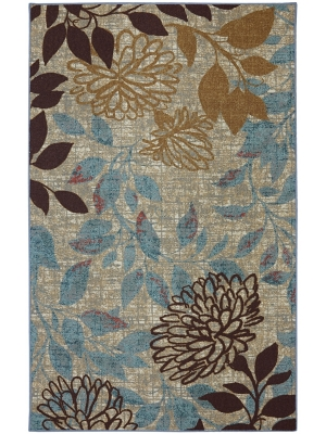 Mohawk Home Printed Indoor/ Outdoor Bella Garden Multi