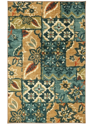 Mohawk Home Strata Gypsy Patchwork Multi