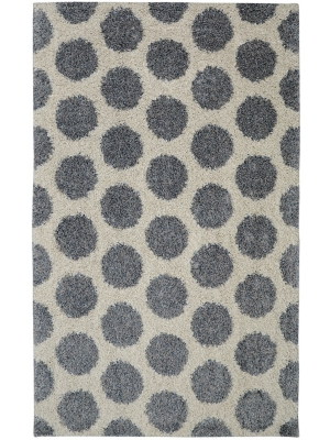 Mohawk Home Huxley Mystic Dots Bay Blue