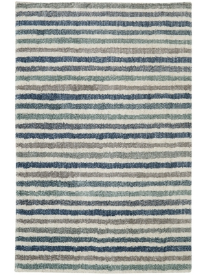 Mohawk Home Laguna Boardwalk Stripe Blue