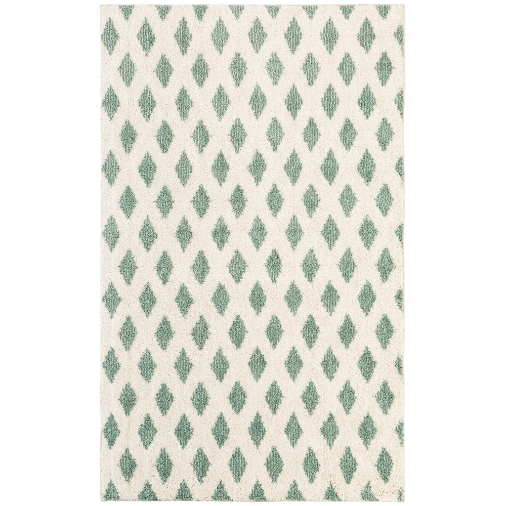 rugs american aqua rug green area product shaggy native la dole ivory
