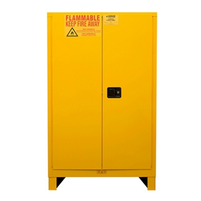 45 Gallon Flammable Storage with Manual Door