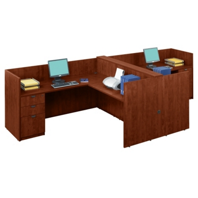 Two-Person Workstation Set