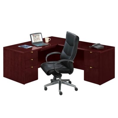 Fairbanks L-Desk