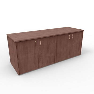 "Four Door Storage Credenza - 72""W x 24""D"