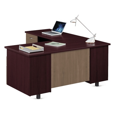 "Ascend L-Desk with Left Return - 66""W"