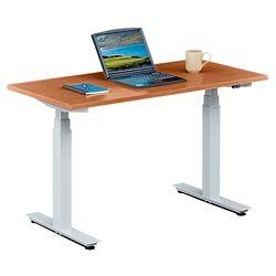"Tabella Adjustable Height Table Desk - 48""W"