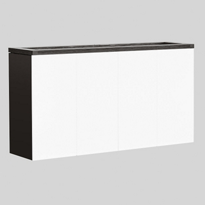 "Conference Hutch with Dry Erase Door Fronts - 72""W"