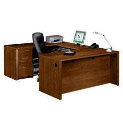 Compact Reversible U-Shape Desk
