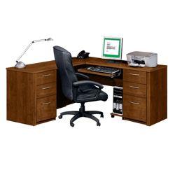 Reversible Computer L-Shaped Desk