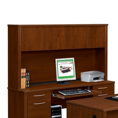 Four Door Hutch for Embassy Collection Desks