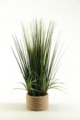 "Mixed Grasses- 30""H"
