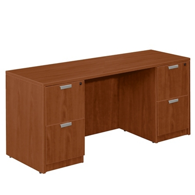 "Credenza with File Storage - 66"" x 24"""