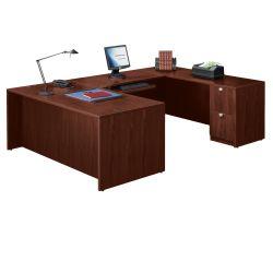 "71"" U-Shaped Desk"