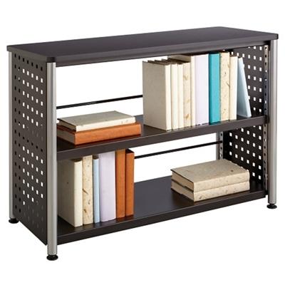 "Two Shelf Open Bookcase - 27""H"