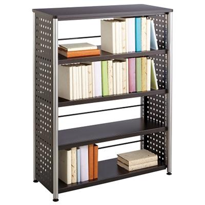 "Four Shelf Open Bookcase - 47""H"