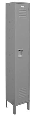 "Single Locker - 15""W x 15""D x 78""H"