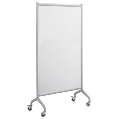 "Rumba Mobile Magnetic Whiteboard - 36""W x 66""H"
