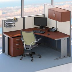 L-Shaped Workstation