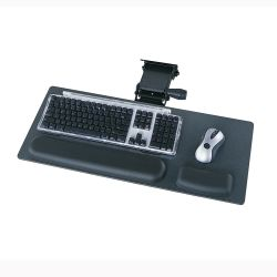 "28""W Articulating Keyboard with Mouse Arm"