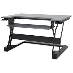"""Sit Stand Station 35""""W"""