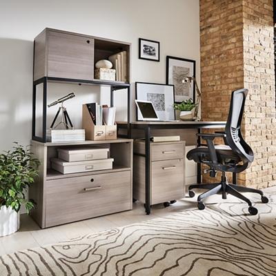 "Structure Compact Office Suite - 48""W Desk"
