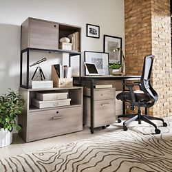 "Structure Compact Office Suite - 48""W Desk"