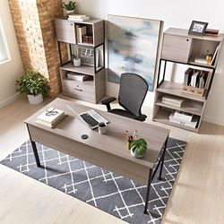 """Structure Office Suite - 60""""W Desk"""