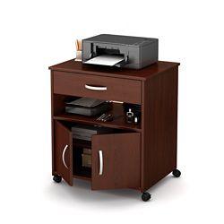 Printer Cart on Wheels