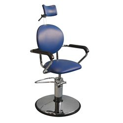 Height Adjustable Treatment Chair