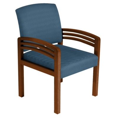 Trados Wood Frame Guest Chair