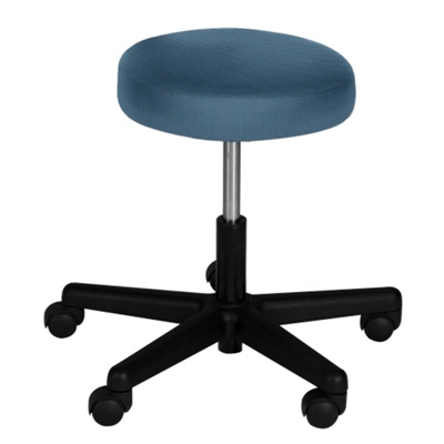 Helix Doctor Stool with Black Base