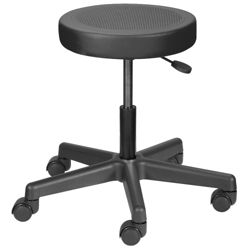 Height Adjustable Doctors Stool