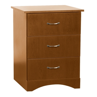 Laminate Three Drawer Cabinet
