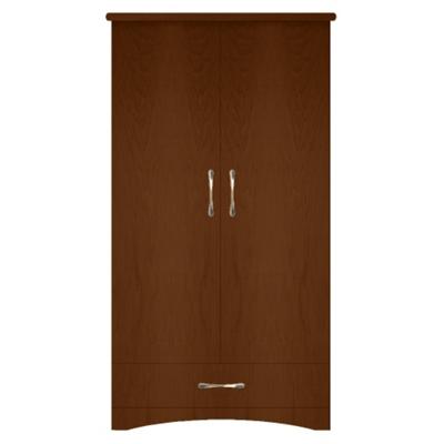 Thermofoil Wardrobe Cabinet