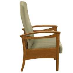 Motion-Back Patient Chair