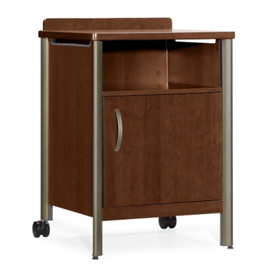 Sonoma Bedside Cabinet with Left Opening Door