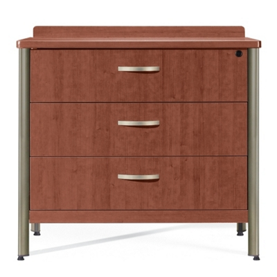Sonoma Three Drawer Dresser