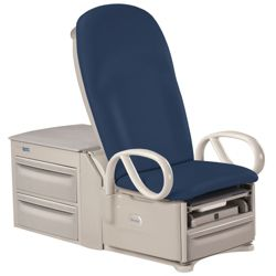 Access High-Low Exam Table with Pneumatic Back