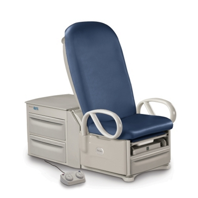 Access High-Low Exam Table with Powered Back