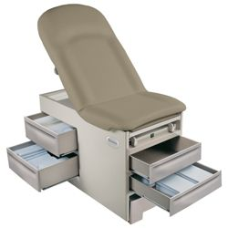 Access Exam Table with Pneumatic Back