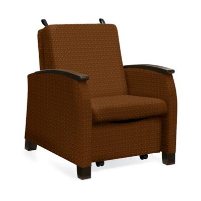 "Primacare 32""W Lounge/Sleeper Chair"