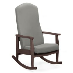 York High-Back Rocking Chair