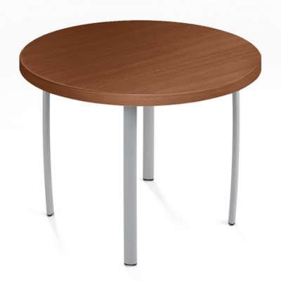 """Aloe 24"""" Round End Table"""
