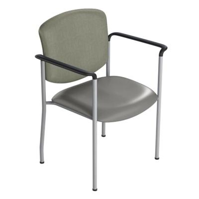 Heavy-Duty Vinyl Stack Chair