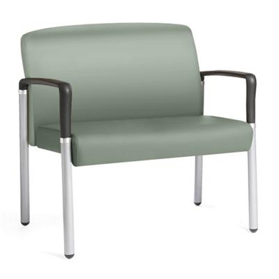 550 lb. Capacity Bariatric Vinyl Guest Chair