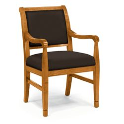 Flexsteel Low-Back Dining Chair