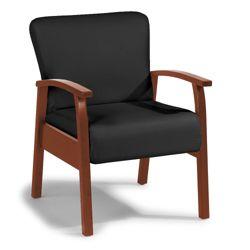 Flexsteel ComfortFlex Low-Back Guest Chair