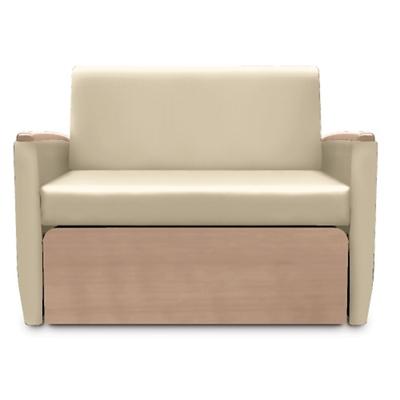 Left-Opening Sleeper with Laminate Leg Panel