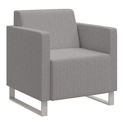 "Behavioral Health Lounge Chair - 23""W"